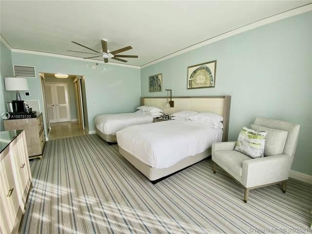 455 W Grand Bay Dr #816, Key Biscayne, FL 33149 (MLS #A10975120) :: ONE | Sotheby's International Realty