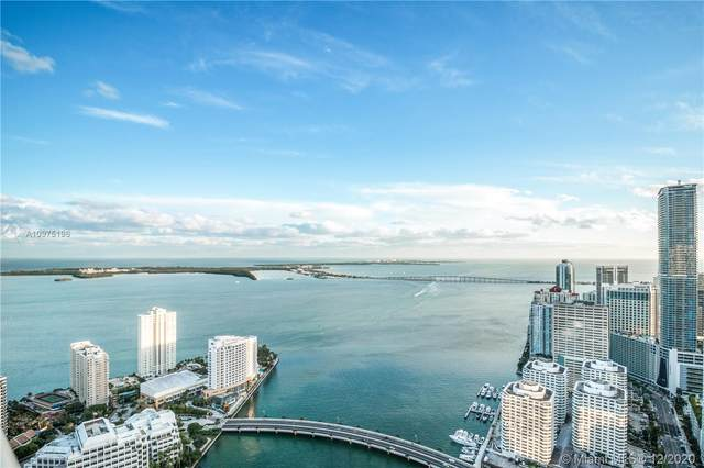 495 Brickell Ave #5503, Miami, FL 33131 (MLS #A10975196) :: Podium Realty Group Inc