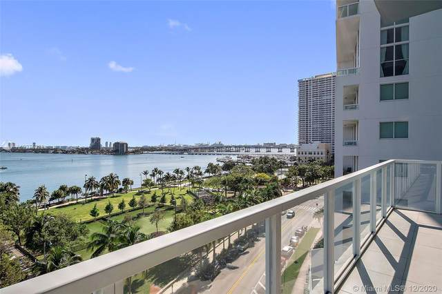 1900 N Bayshore Dr #902, Miami, FL 33132 (MLS #A10975338) :: Carole Smith Real Estate Team