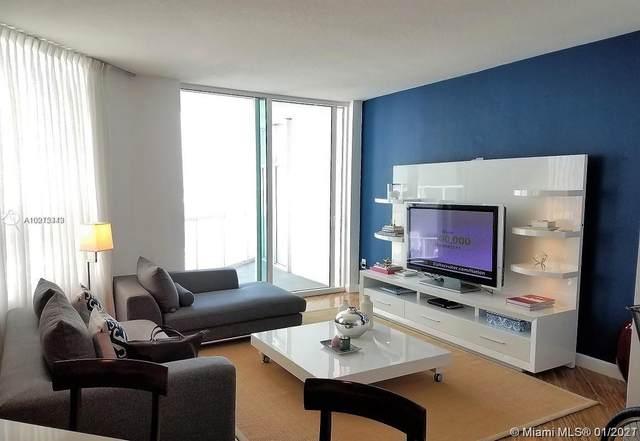 1900 N Bayshore Dr #2910, Miami, FL 33132 (MLS #A10975349) :: Castelli Real Estate Services