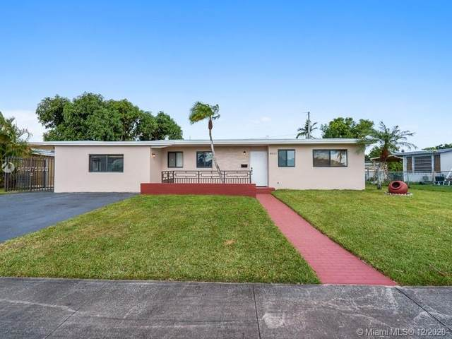8815 SW 19th St, Miami, FL 33165 (MLS #A10975390) :: THE BANNON GROUP at RE/MAX CONSULTANTS REALTY I