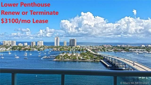 2640 Lake Shore Dr #2312, Riviera Beach, FL 33404 (MLS #A10975421) :: The Riley Smith Group