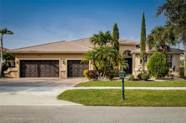 5033 Sweetwater Ter, Cooper City, FL 33330 (MLS #A10975466) :: THE BANNON GROUP at RE/MAX CONSULTANTS REALTY I