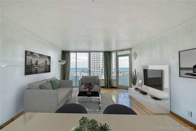 400 S Pointe Dr #808, Miami Beach, FL 33139 (MLS #A10975960) :: Green Realty Properties