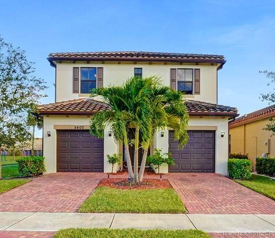 5400 NW 48th Ln, Tamarac, FL 33319 (MLS #A10976190) :: THE BANNON GROUP at RE/MAX CONSULTANTS REALTY I