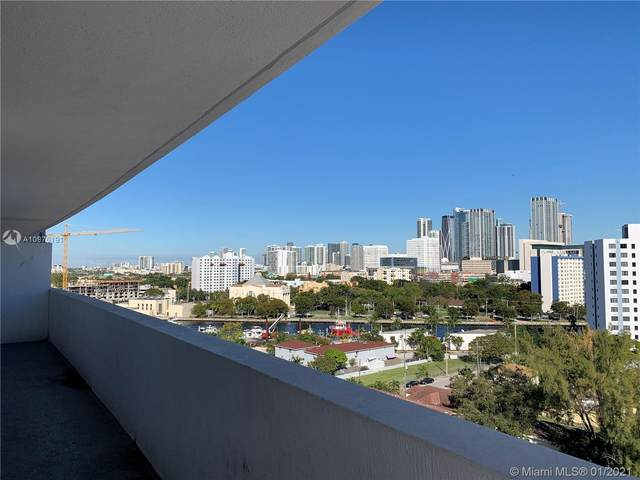 36 NW 6th Ave #1109, Miami, FL 33128 (MLS #A10976191) :: Patty Accorto Team