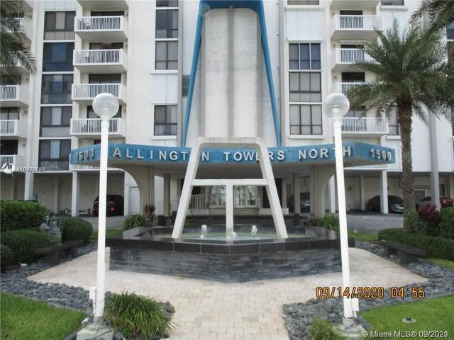 1500 S Ocean Dr 5B, Hollywood, FL 33019 (MLS #A10976809) :: Green Realty Properties