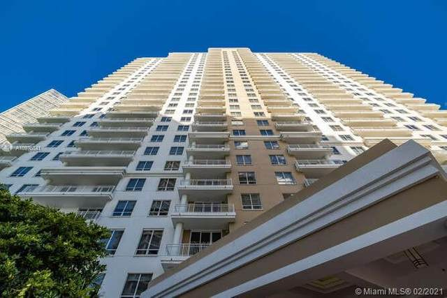 801 Brickell Key Blvd #1203, Miami, FL 33131 (MLS #A10976841) :: The Teri Arbogast Team at Keller Williams Partners SW