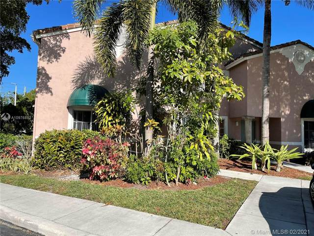 12154 Saint Andrews Pl #111, Miramar, FL 33025 (MLS #A10976873) :: Green Realty Properties