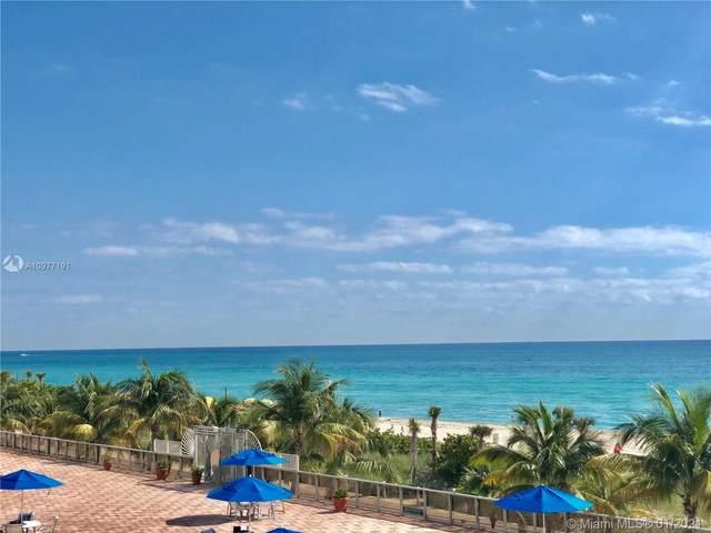6039 Collins Ave #426, Miami Beach, FL 33140 (MLS #A10977191) :: Patty Accorto Team