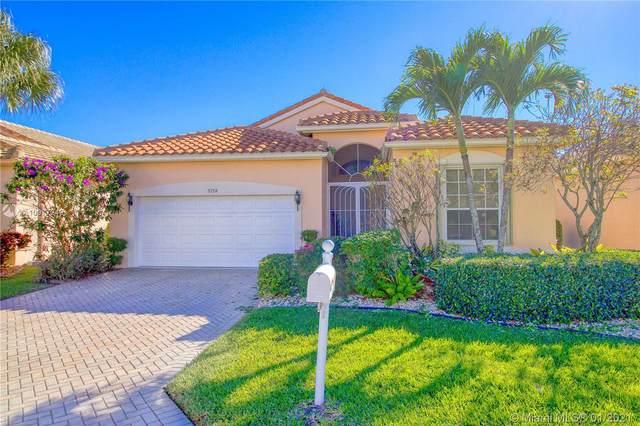 5154 Glenville Dr, Boynton Beach, FL 33437 (MLS #A10977249) :: Miami Villa Group