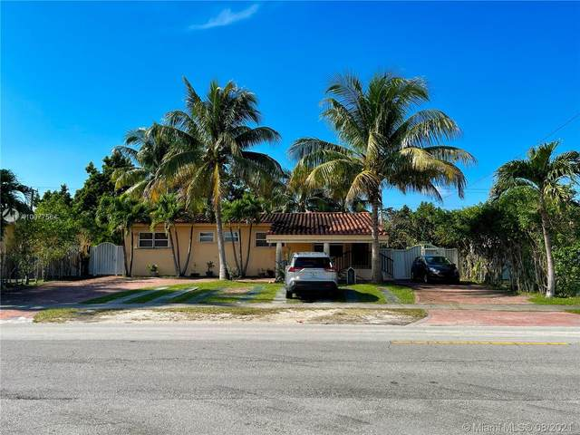 3240 SW 79th Ave, Miami, FL 33155 (MLS #A10977564) :: The Riley Smith Group