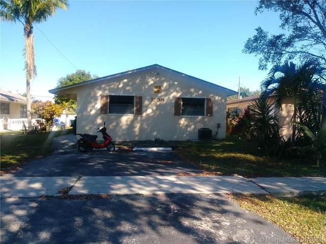 1709 Shenandoah St, Hollywood, FL 33020 (MLS #A10977691) :: Carole Smith Real Estate Team