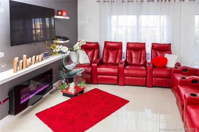 300 Diplomat Pkwy #714, Hallandale Beach, FL 33009 (MLS #A10977823) :: Castelli Real Estate Services