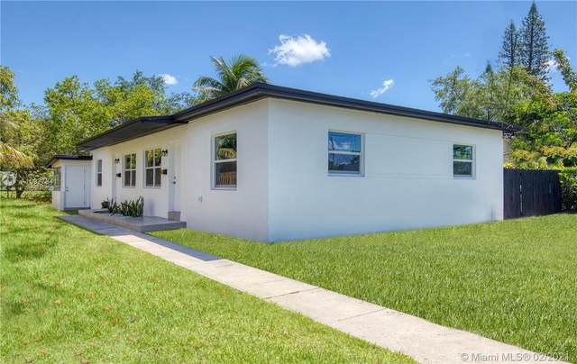 182 NW 51st St, Miami, FL 33127 (MLS #A10977841) :: The Jack Coden Group