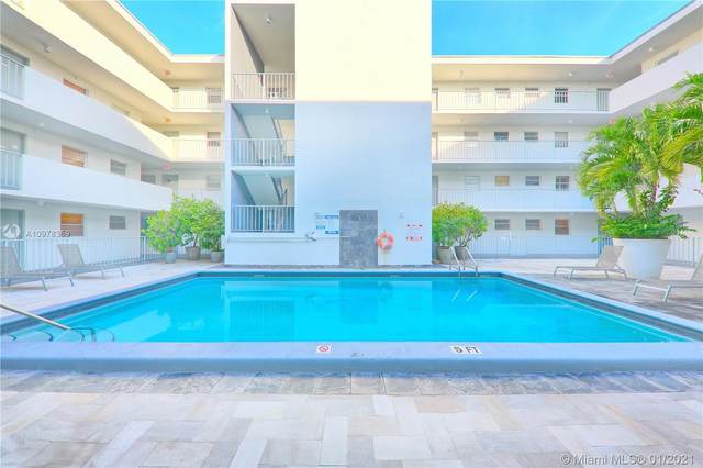 1610 Lenox Ave #317, Miami Beach, FL 33139 (MLS #A10978359) :: Search Broward Real Estate Team