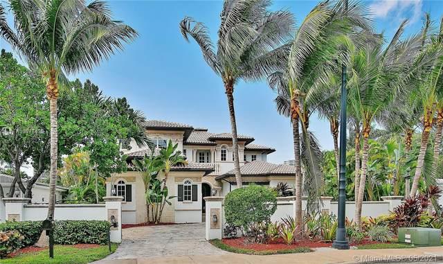 170 Ocean Boulevard, Golden Beach, FL 33160 (MLS #A10978438) :: Berkshire Hathaway HomeServices EWM Realty