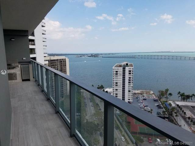 1451 Brickell Ave #2004, Miami, FL 33131 (MLS #A10978549) :: Berkshire Hathaway HomeServices EWM Realty