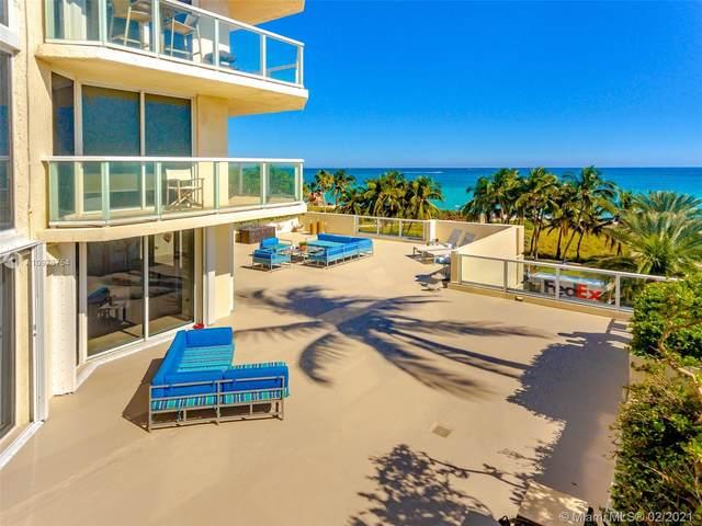 7330 E Ocean Ter #501, Miami Beach, FL 33141 (MLS #A10978754) :: Search Broward Real Estate Team