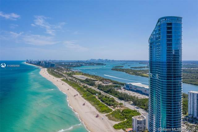 15701 Collins Ave #1502, Sunny Isles Beach, FL 33160 (MLS #A10978756) :: Prestige Realty Group