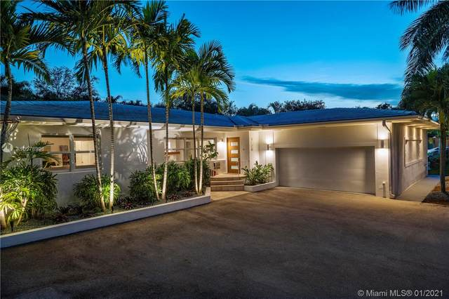 1226 NE 93rd St, Miami Shores, FL 33138 (MLS #A10978996) :: The Jack Coden Group