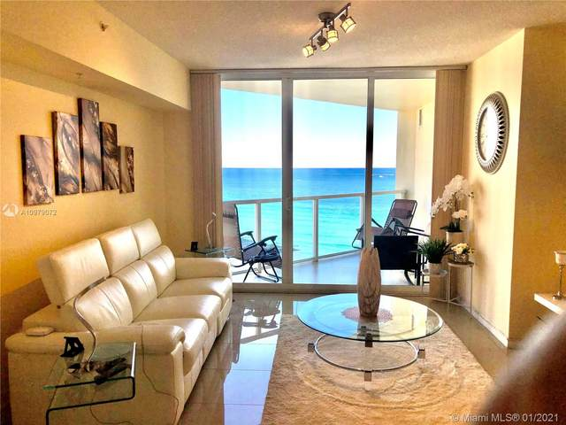 16699 Collins Ave #1705, Sunny Isles Beach, FL 33160 (#A10979072) :: Posh Properties