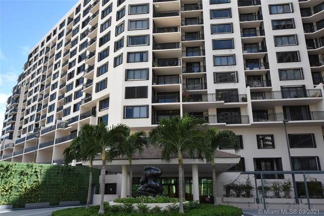 540 Brickell Key Dr #406, Miami, FL 33131 (MLS #A10979091) :: The Riley Smith Group