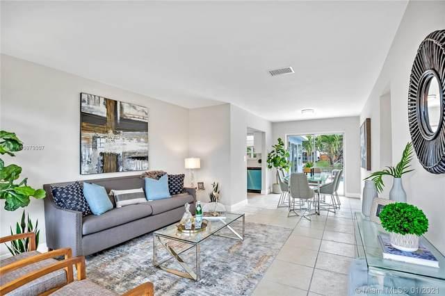 6127 NW 18th Ct, Margate, FL 33063 (MLS #A10979307) :: Berkshire Hathaway HomeServices EWM Realty