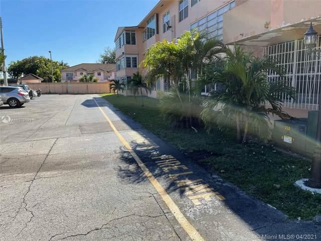 120 Royal Palm Rd #306, Hialeah Gardens, FL 33016 (MLS #A10979523) :: Prestige Realty Group