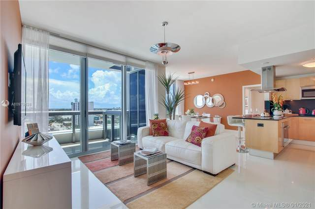 6899 Collins Ave #1203, Miami Beach, FL 33141 (MLS #A10979628) :: Green Realty Properties