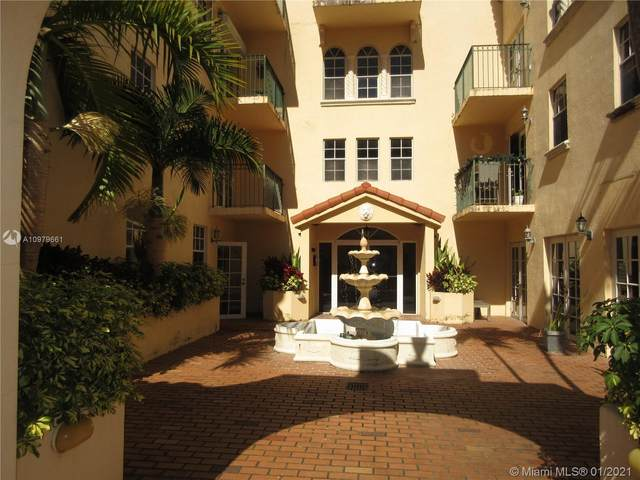 323 Navarre Ave #101, Coral Gables, FL 33134 (MLS #A10979661) :: The Jack Coden Group