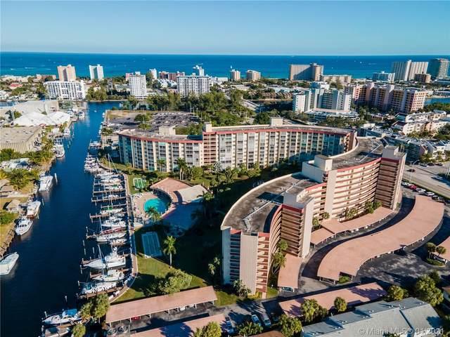 2731 NE 14th St Cswy #921, Pompano Beach, FL 33062 (MLS #A10979969) :: ONE | Sotheby's International Realty