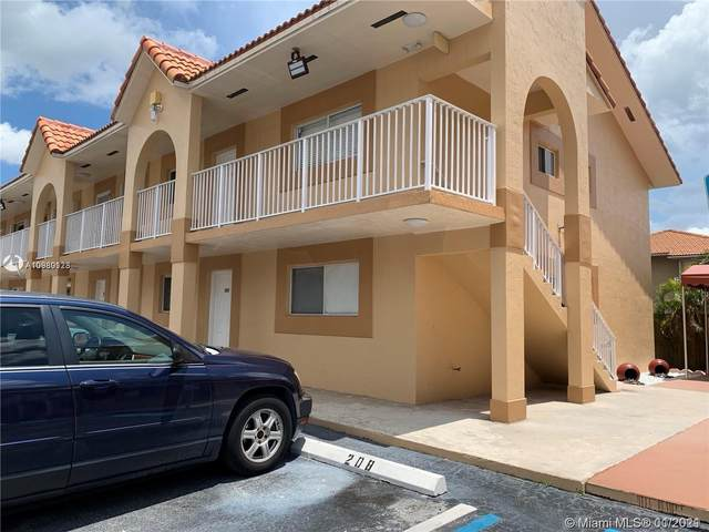 7011 W 29th Ave #203, Hialeah, FL 33018 (MLS #A10980128) :: Jo-Ann Forster Team