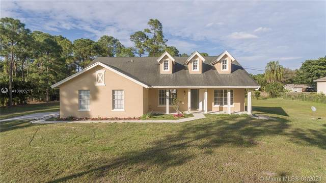 17105 78th Rd, Loxahatchee, FL 33470 (MLS #A10980211) :: Berkshire Hathaway HomeServices EWM Realty