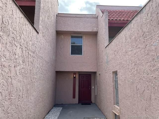 5638 NW 16th St #11, Lauderhill, FL 33313 (MLS #A10980231) :: Carole Smith Real Estate Team