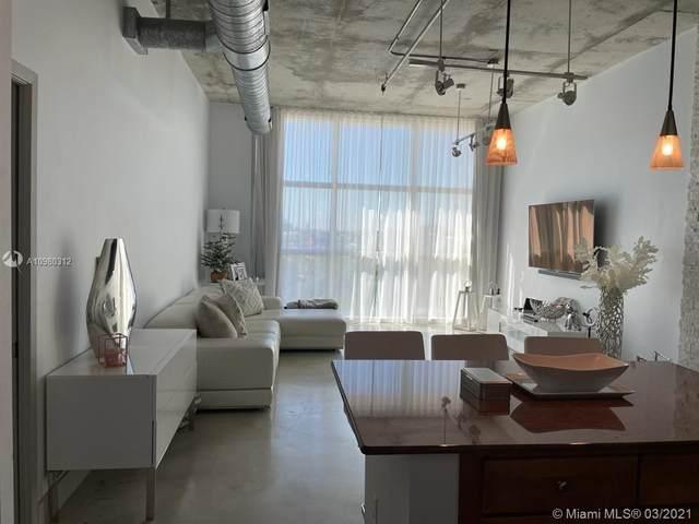 2001 Biscayne Blvd #3608, Miami, FL 33137 (MLS #A10980312) :: Castelli Real Estate Services
