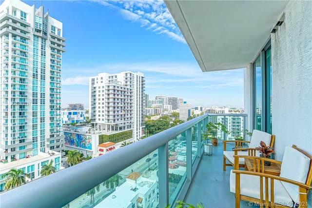333 NE 24th St #1102, Miami, FL 33137 (MLS #A10980337) :: Albert Garcia Team