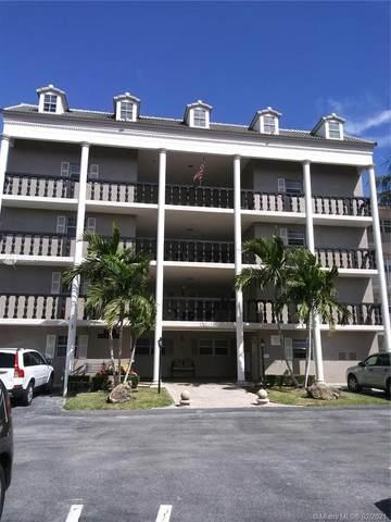 440 Paradise Isle Blvd #206, Hallandale Beach, FL 33009 (MLS #A10980401) :: The Paiz Group