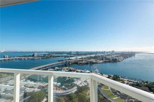 244 Biscayne Blvd #3903, Miami, FL 33132 (MLS #A10980777) :: Search Broward Real Estate Team