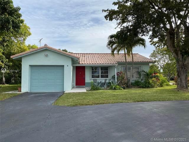 7010 NW 94th Ave, Tamarac, FL 33321 (MLS #A10981034) :: Green Realty Properties