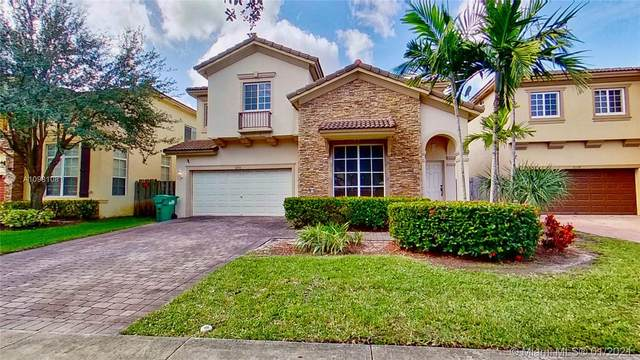 22542 SW 93rd Psge, Cutler Bay, FL 33190 (MLS #A10981081) :: THE BANNON GROUP at RE/MAX CONSULTANTS REALTY I
