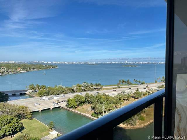600 NE 36th St #1610, Miami, FL 33137 (MLS #A10981135) :: The Riley Smith Group