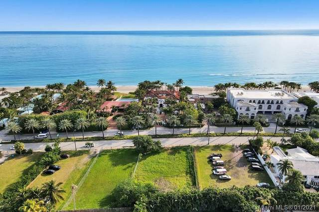 00 Ocean Blvd, Golden Beach, FL 33160 (MLS #A10981348) :: Carlos + Ellen
