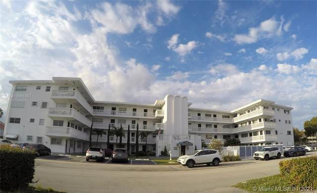 11685 Canal Dr #210, North Miami, FL 33181 (MLS #A10981357) :: Jo-Ann Forster Team