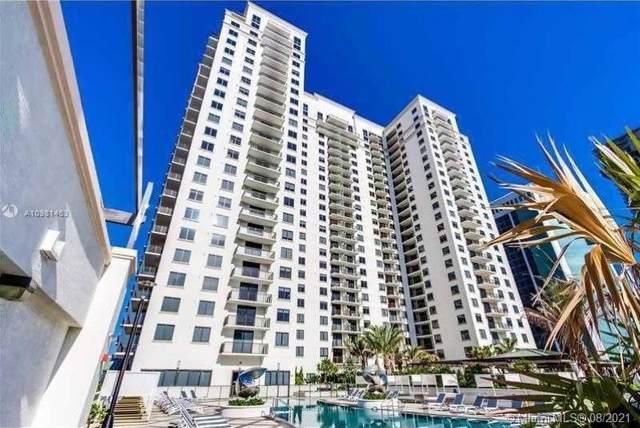 999 SW 1st Ave #3317, Miami, FL 33130 (MLS #A10981463) :: Berkshire Hathaway HomeServices EWM Realty