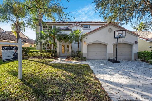 773 Verona Lake Dr, Weston, FL 33326 (MLS #A10981472) :: The Riley Smith Group