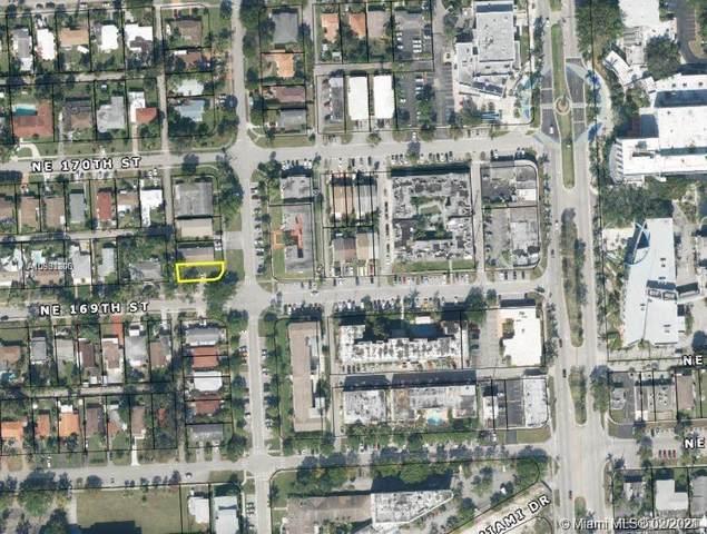 169 Street, North Miami Beach, FL 33162 (MLS #A10981800) :: The Riley Smith Group