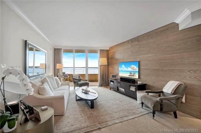 808 Brickell Key Dr #1006, Miami, FL 33131 (MLS #A10981819) :: Castelli Real Estate Services