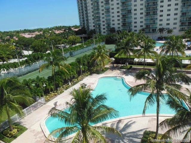 19390 Collins Ave 1124 - TURNKEY, Sunny Isles Beach, FL 33160 (MLS #A10982036) :: Castelli Real Estate Services