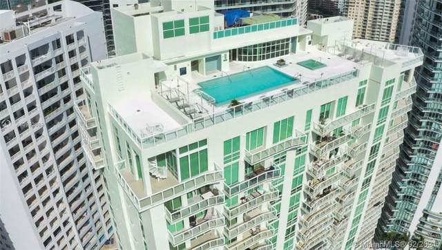 218 SE 14th St #804, Miami, FL 33131 (MLS #A10982089) :: Castelli Real Estate Services
